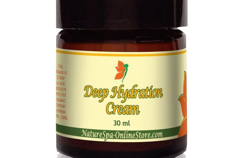 Deep hydration cream